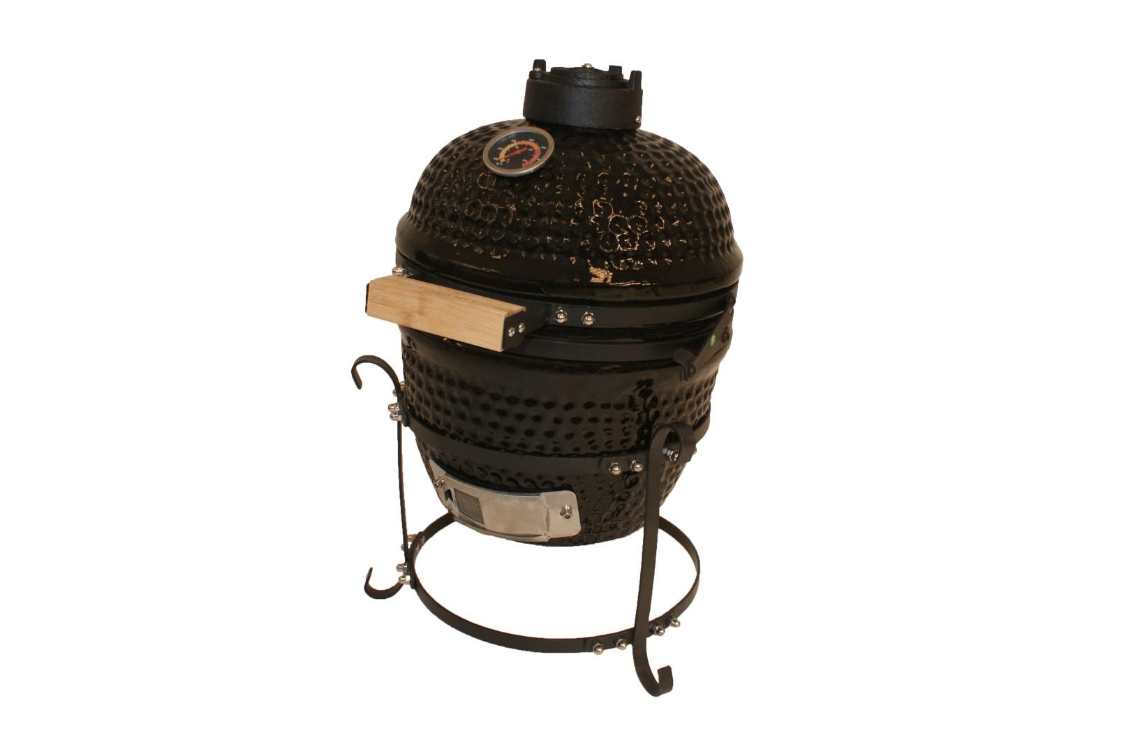 Patton Kamado Grill.Patton Kamado Grill 13 Black